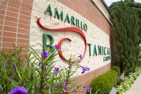 Amarillo Botanical Gardens Botanical Garden Amarillo Tx