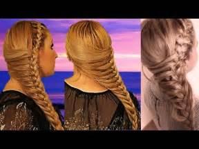 Trenza oto 209 o invierno 2013 2014 peinado cute para cabello largo y