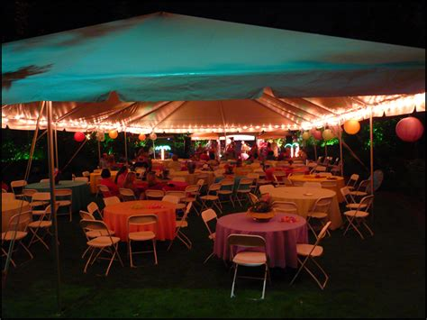9 great party tent lighting ideas for outdoor events 9