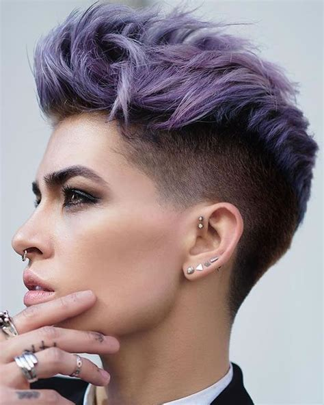 2018 Short Hair Ideas & Latest Hair Colors and Designs for