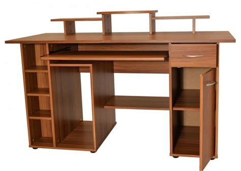 walnut computer desk san diego walnut computer desk aw12004wal