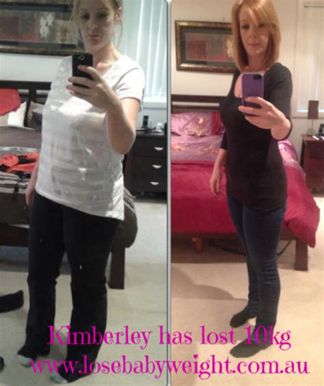 weight loss 80kg to 60kg weight loss results lose baby weight