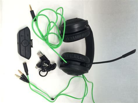 arsenal xbox one headset razer kraken gaming headset for xbox one buy stuff store