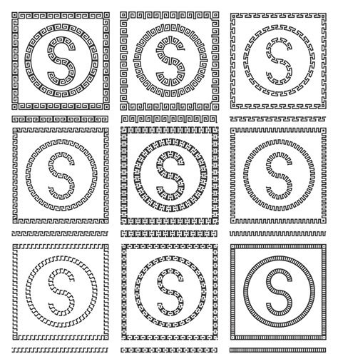 illustrator pattern brush fill 105 borders cycle patterns brushes for illustrator by