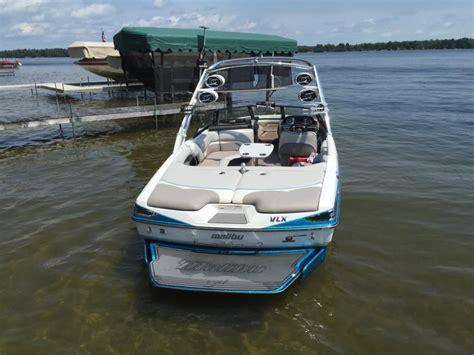 malibu boats ebay malibu wakesetter vlx 2013 for sale for 75 800 boats