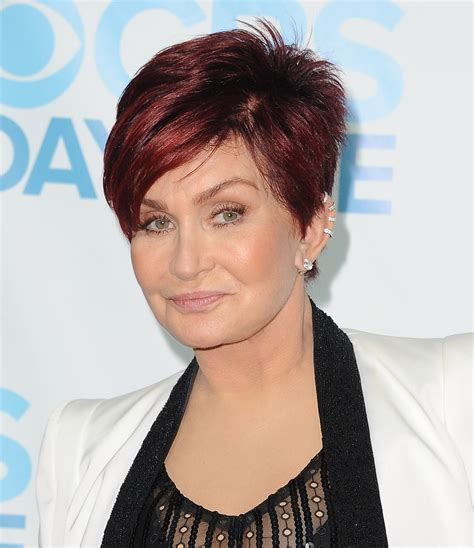sharons new hair colour eastenders sharon osbourne reveals self injury secret but some of her