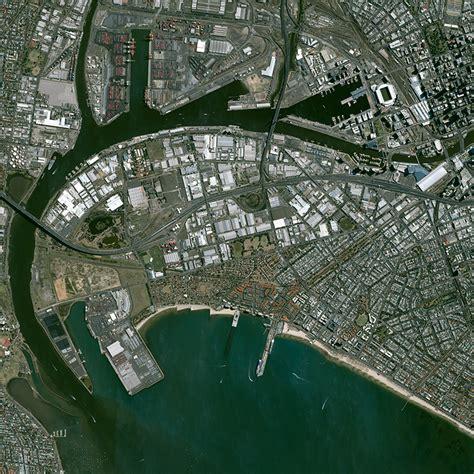 imagenes satelitales pleiades imagen sat 233 lite pl 233 iades puerto comercial de melbourne