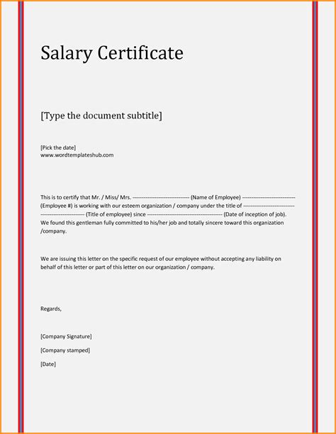 certification of employment letter with salary search results for concern letter calendar 2015