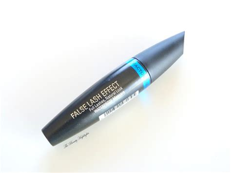 Max Factor Impact Highlighting Mascara Expert Review by Maxfactor False Lash Effect Waterproof Mascara Review