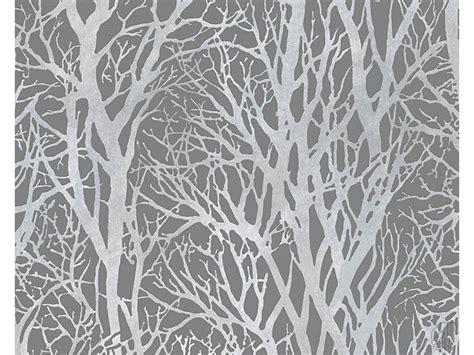 designer grey wallpaper uk tapeta 3009 43 srebrne gałęzie drzew o rety tapety