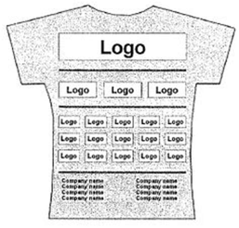 Logos Thank You Ideas And Writing On Pinterest Shirt Sponsor Template