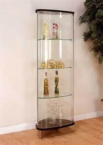 Corner Cabinet Bar 10 Corner Curio Cabinets Ideas And Designs