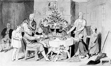 historic house blog 187 the early history of christmas trees