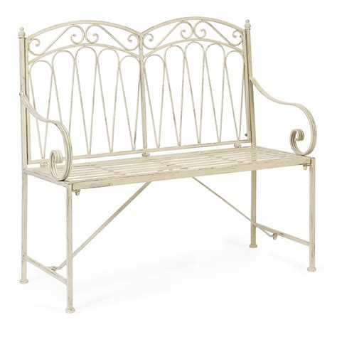 2 seater benches wilko romance garden bench 2 seater at wilko com