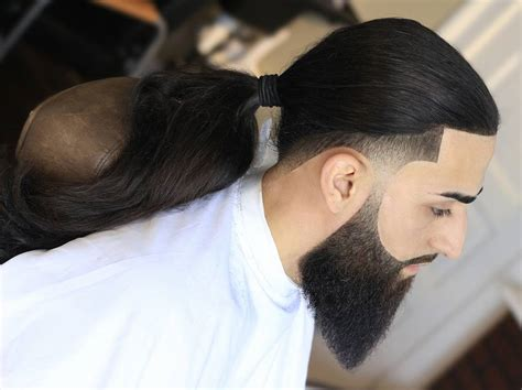 Shape Up For Long Hair | taper fade haircuts for long hair taper fade pinterest