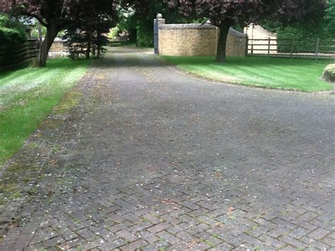 How To Clean Moss Patio by Driveway And Patio Cleaning Services Northants Workhistory