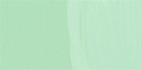 mint green color swatch 00811 7511 holbein acryla gouache blick art materials