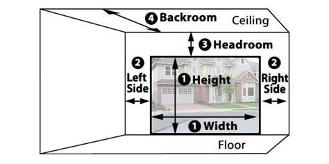 How To Measure Garage Door Measuring Doors View Door Quot Quot Sc Quot 1 Quot St Quot Quot Odl