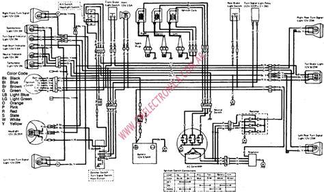 1991 kawasaki bayou 220 wiring diagram wiring diagram