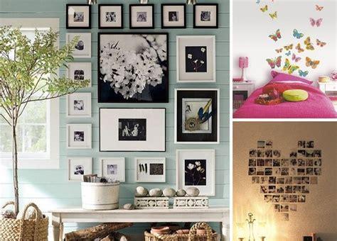 fotos de decoracion de paredes ideas para decorar paredes y renovar el hogar vida l 250 cida