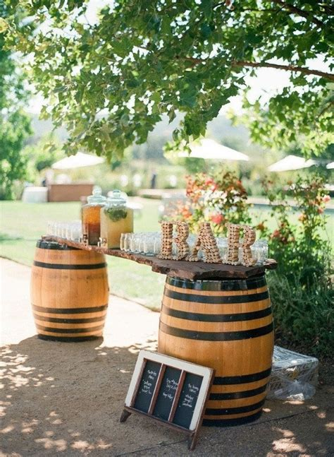 Wine Barrel Design Ideas by 1000 Ideas About Wine Barrel Wedding On Country Wedding Decorations Wedding
