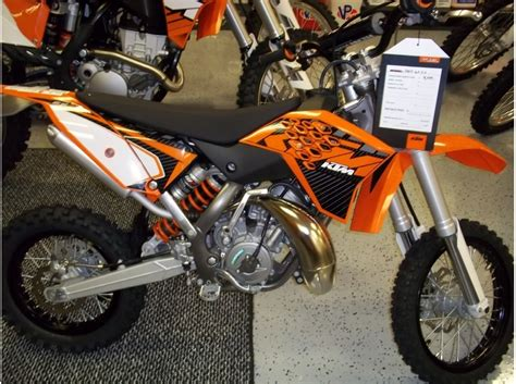 Mini Trail Ktm 50sx Orange mini trail ktm sx 65 cc metic jual motor ktm pangkal