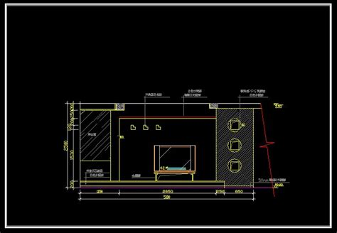 Living Room Layout Autocad Luxury Living Room Design Template V2 Cad Drawings