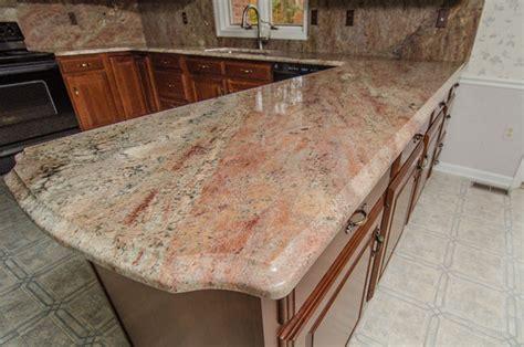 Beadboard Backsplash Kitchen by Crema Bordeaux Granite With Full Backsplash Traditional