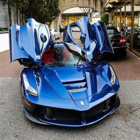 cars for sale in france us specs laferrari tour de france blue red leather cars