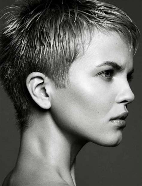 side and front view short pixie haircuts pixie hairstyles for women short hairstyles 2017 2018