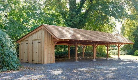Carport design ideas garage traditional with natural wood natural landscape rafter tails
