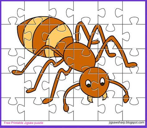 printable winter jigsaw puzzles free printable jigsaw puzzle game ant jigsaw puzzle