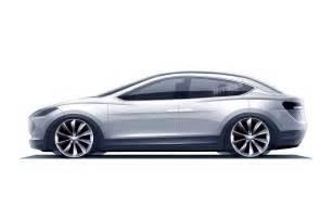 Bmw Electric Car Tesla Tesla Model 3 To Be Revealed Autocar