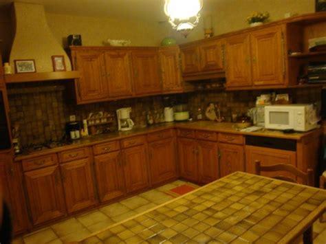 comment n馮ocier une cuisine une cuisine la renovation de meubles sans le decapage