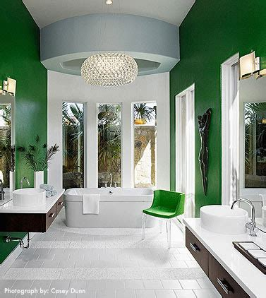 kelly green bathroom get your color on jumpstart spring by decorating with
