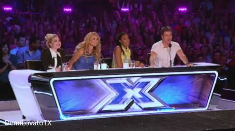 auditions the x factor usa 2013 youtube best moments of demi lovato on the x factor usa 2013
