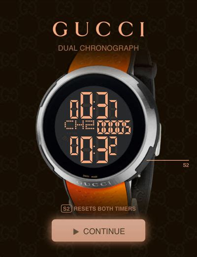 Gucci Twofaces 03cg101 luxury daily