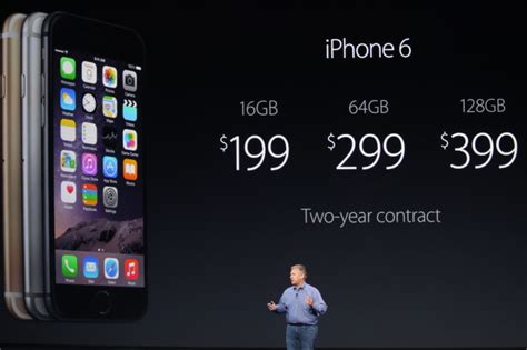 how much does a section 32 cost why apple didn t include a 32gb iphone 6 version