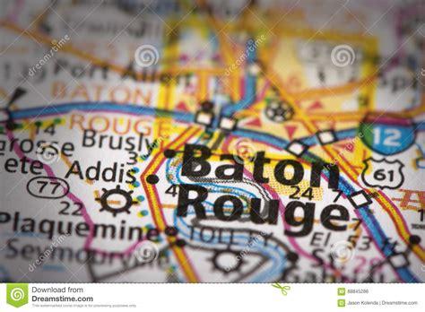 baton usa map baton on map stock photo image of atlas fashioned