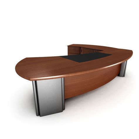Meja Executive executive luxury office desk 3d model cgtrader
