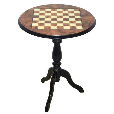 table echiquier tables en bois et plateaux d echiquiers pour jeu d echecs