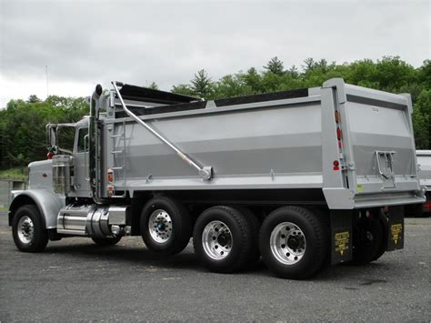 peterbilt dump truck peterbilt 389 dump trucks in pennsylvania for sale used