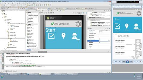 tutorial android studio video tutorial how to design android ui guis in android studio