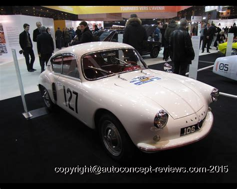alpine a106 the first alpine alpine a106 1955 1959