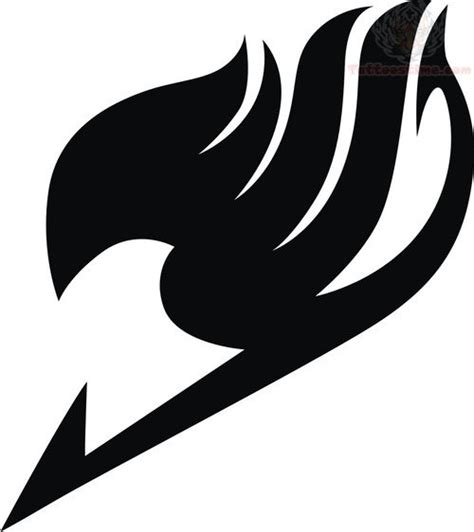 fairy tail symbol tattoo logo