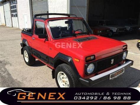 Lada Niva Convertible Lada Niva Quot Cabrio Quot 1984 Convertible Sold Classicdigest