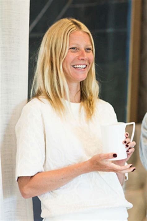 Gwyneth Paltrow Story by Gwyneth Paltrow Gives Home A Goop Makeover And Here