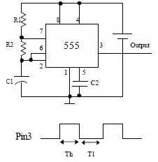 bentuk kapasitor 100nf rangkaian penghasil clock dunia informatika
