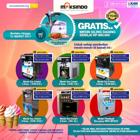 Sale Promo Beli 5pcs Bisa Cur promo gratis mesin giling daging di bulan maret 2017 toko mesin maksindo toko mesin maksindo