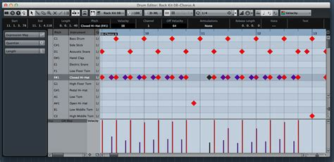 cubase drum pattern editor midi 101 part 3 the right sequence for ios midi